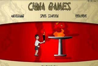 Graj w Peking 2008