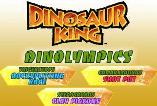 Graj w Dinosaur King - Dinolympics