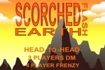 Scorched Earth Flash - Zrzut ekranu