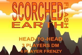 Graj w Scorched Earth Flash