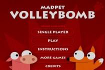 Madpet Volleybomb - Zrzut ekranu