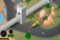 Mountain View Racer - Zrzut ekranu