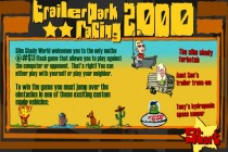 Trailer Park Racing 2000 - Zrzut ekranu