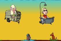 Trailer Park Racing 2000 - Zrzut ekranu