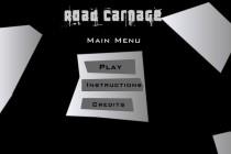 Road Carnage - Zrzut ekranu