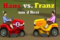 Hans vs Franz - Zrzut ekranu