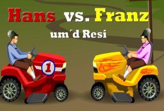 Graj w Hans vs Franz