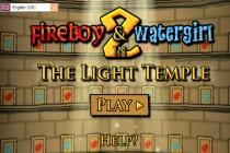 Ogień i Woda 2: Świątynia Światła - Zrzut ekranu