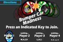 Bumper Car Madness - Zrzut ekranu