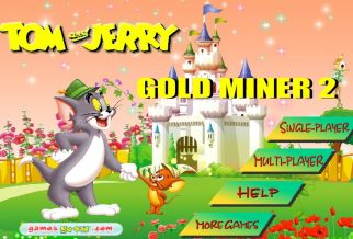 Graj w Tom and Jerry: Gold Miner 2