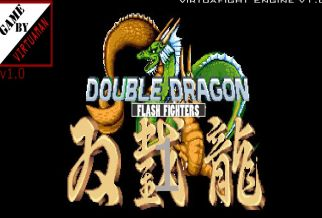 Graj w Double Dragon: Flash Fighters