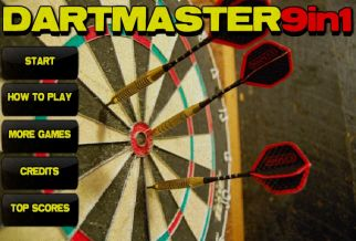 Graj w Dartmaster 9 in 1