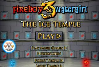 Graj w Ogień i Woda 3: Świątynia Lodu