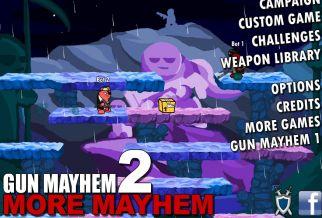 Graj w Gun Mayhem 2: More Mayhem