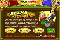 Stake Your Claim - Zrzut ekranu