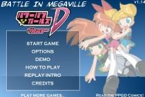 Battle In Megaville - Zrzut ekranu