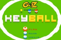 Key Ball - Zrzut ekranu