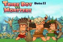 Tribe Boy Vs Monsters - Zrzut ekranu