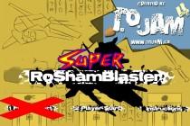 Super Roshamblaster - Zrzut ekranu