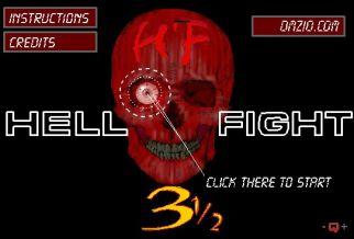 Graj w Hell Fight 3.5