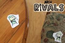 Arch Rivals - Zrzut ekranu