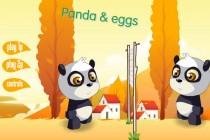 Panda & Eggs - Zrzut ekranu