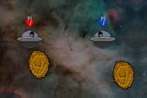 Cosmic Warriors - Zrzut ekranu