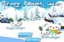 Crazy Rabbit War - Zrzut ekranu