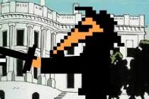 Spy vs Spy - Zrzut ekranu