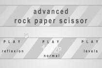 Advanced Rock Paper Scissor - Zrzut ekranu