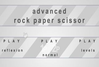 Graj w Advanced Rock Paper Scissor