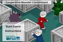 Cooperative Monster Containment - Zrzut ekranu