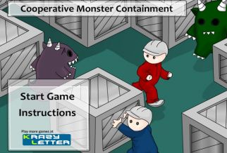Graj w Cooperative Monster Containment