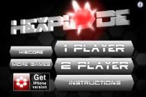 Hexplode - Zrzut ekranu