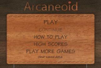 Graj w Arcaneoid