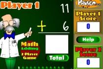 Math Adding - Zrzut ekranu
