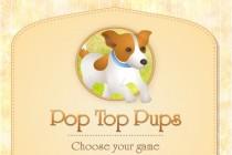 Pop Top Pups - Zrzut ekranu