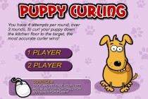 Puppy Curling - Zrzut ekranu