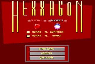 Graj w Hexxagon