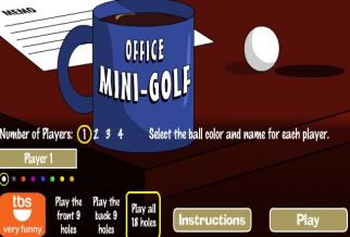 Graj w Office Golf