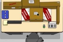 Office Golf - Zrzut ekranu
