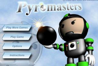 Graj w Pyromasters