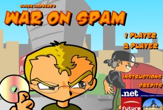 Graj w War On Spam