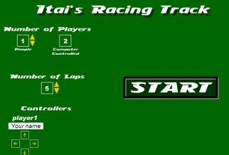 Graj w Itai's Racing Track