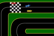 Itai's Racing Track - Zrzut ekranu