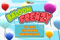 Balloon Frenzy - Zrzut ekranu