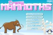 Crazy Mammoths - Zrzut ekranu