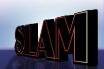Slam - Zrzut ekranu