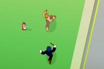 Thief VS Cop - Zrzut ekranu