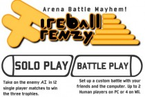 Fireball Frenzy - Zrzut ekranu